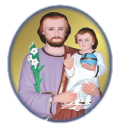 With the Blessings of St.Joseph